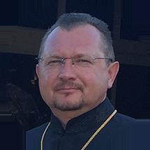 Archpriest Yaroslav Mendyuk