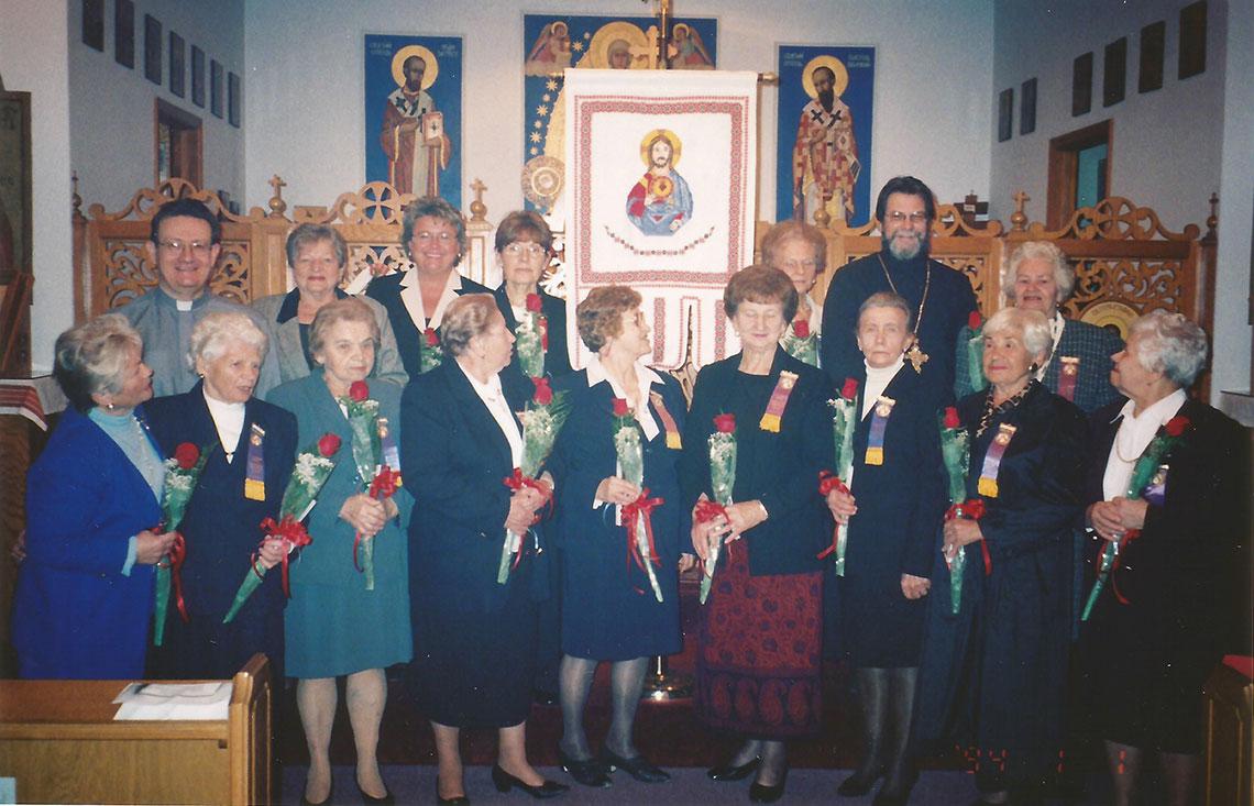 Sisterhood at IC Ukrainian Greek Catholic Church