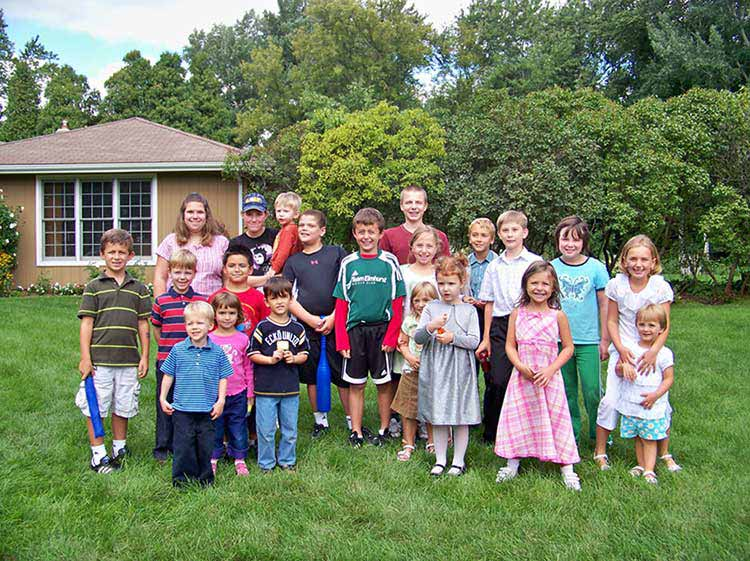 Our Kids | Picnic at Ukrainian Immaculate Conception Catholic Church in Palatine