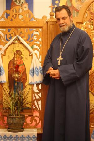 Most Reverend Mykhailo Kuzma, Pastor
