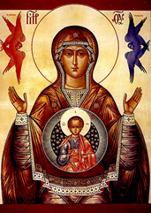 Prayers to the Theotokos