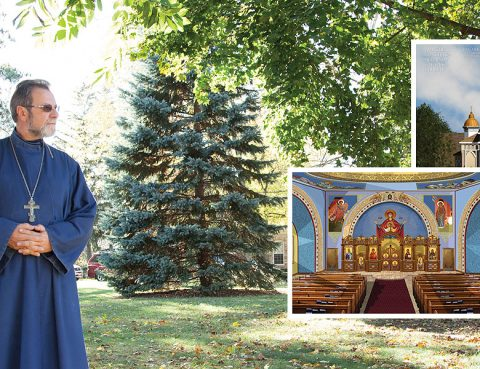 Vision of Father Mykhailo Kuzma about New Building Project
