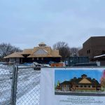 New Church Construction. February 01 2020