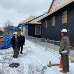 New Church Construction, January 28th 2020