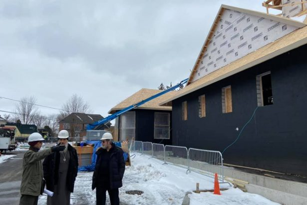 New Church Construction, January 28th 2020