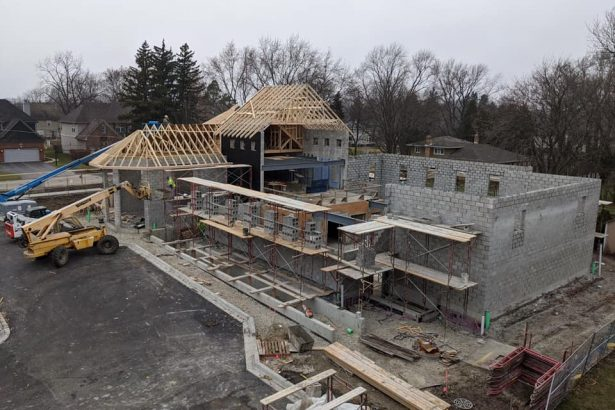 New Church Construction, December 14th 2019
