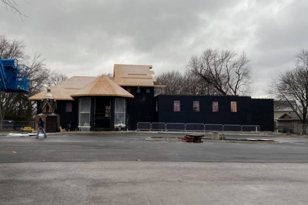 New Church Construction, December 30th 2019