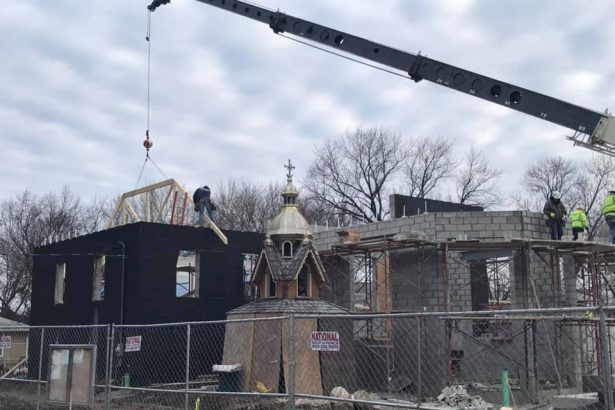 New Church Construction, December 7th 2019
