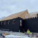 New Church Construction, January 4th 2020