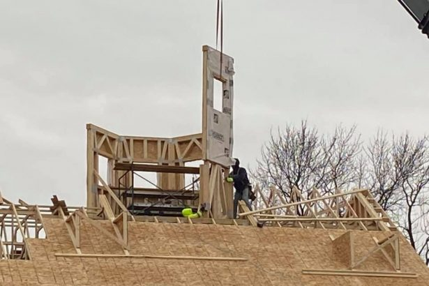 New Church Construction, January 9th 2020