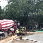 New Church Construction, October 3rd 2019