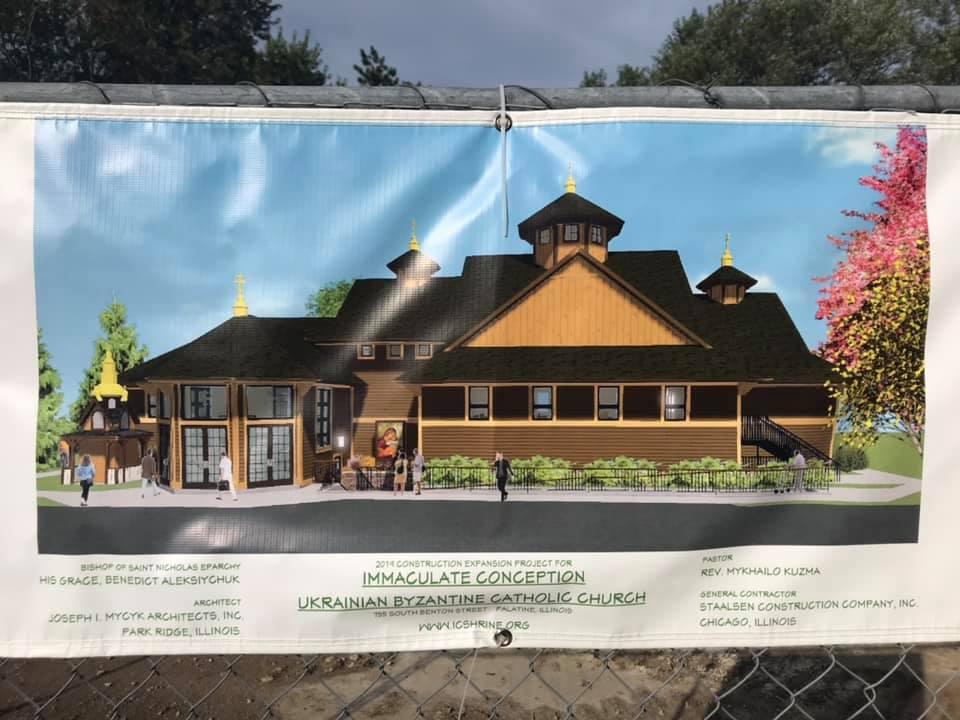 New Church Construction, September 11th 2019